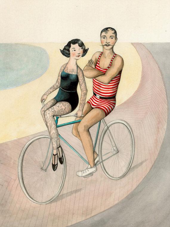 Coney Island - Sophie Backall
