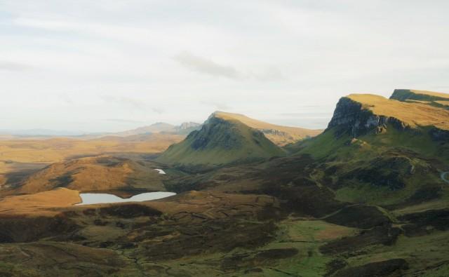 Scottish Highlands Josh Brine