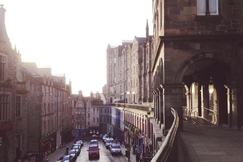 Anssi Edinburgh