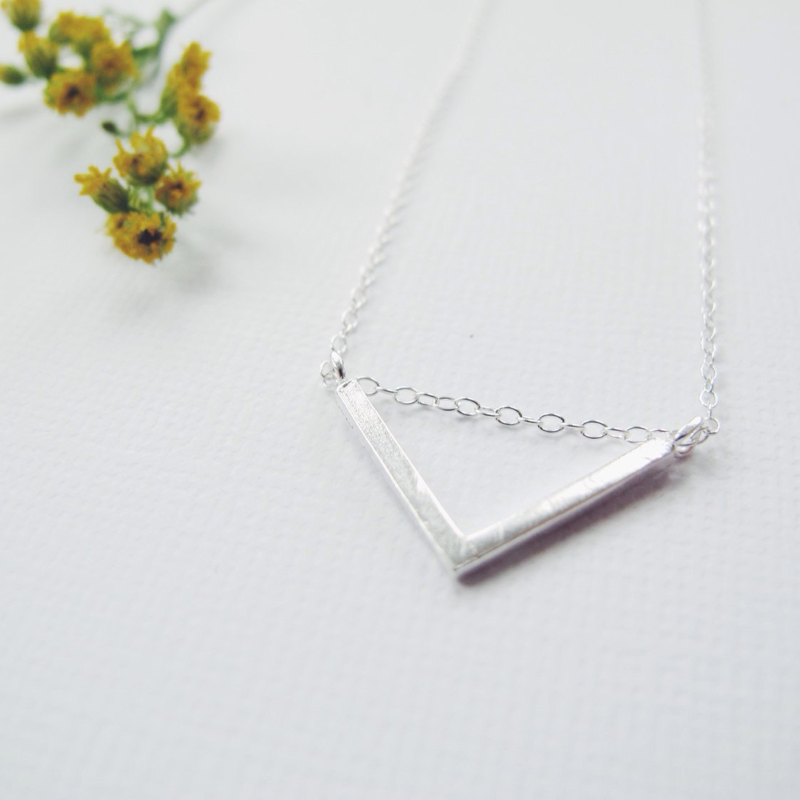 Wild and Fawn  - Simple but striking jewellery is where it is at. I have a beautiful ring from Wild and Fawn but also have my eye on the necklace above. Great for your stylish friends.