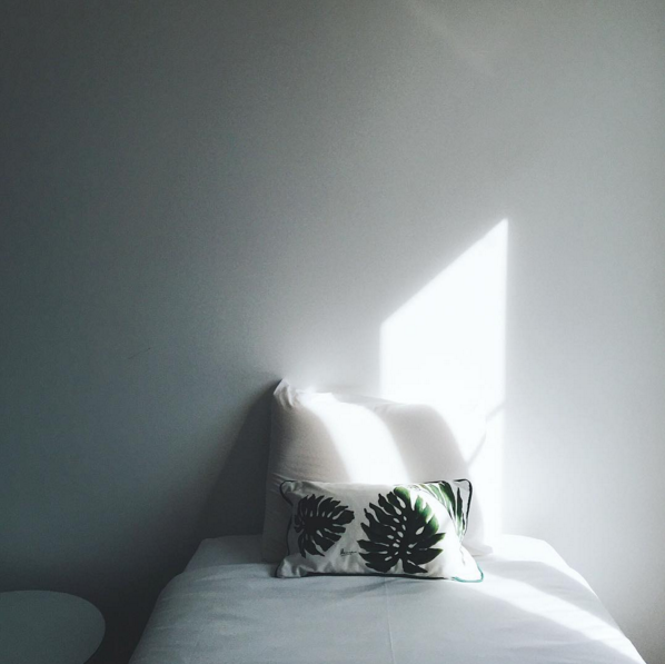 @annararo  - A graphic designer based in Barcelona this feed from Anna Salvador is full of quiet and peaceful corners and moments. There is a real stillness and peace captured that is very appealing.