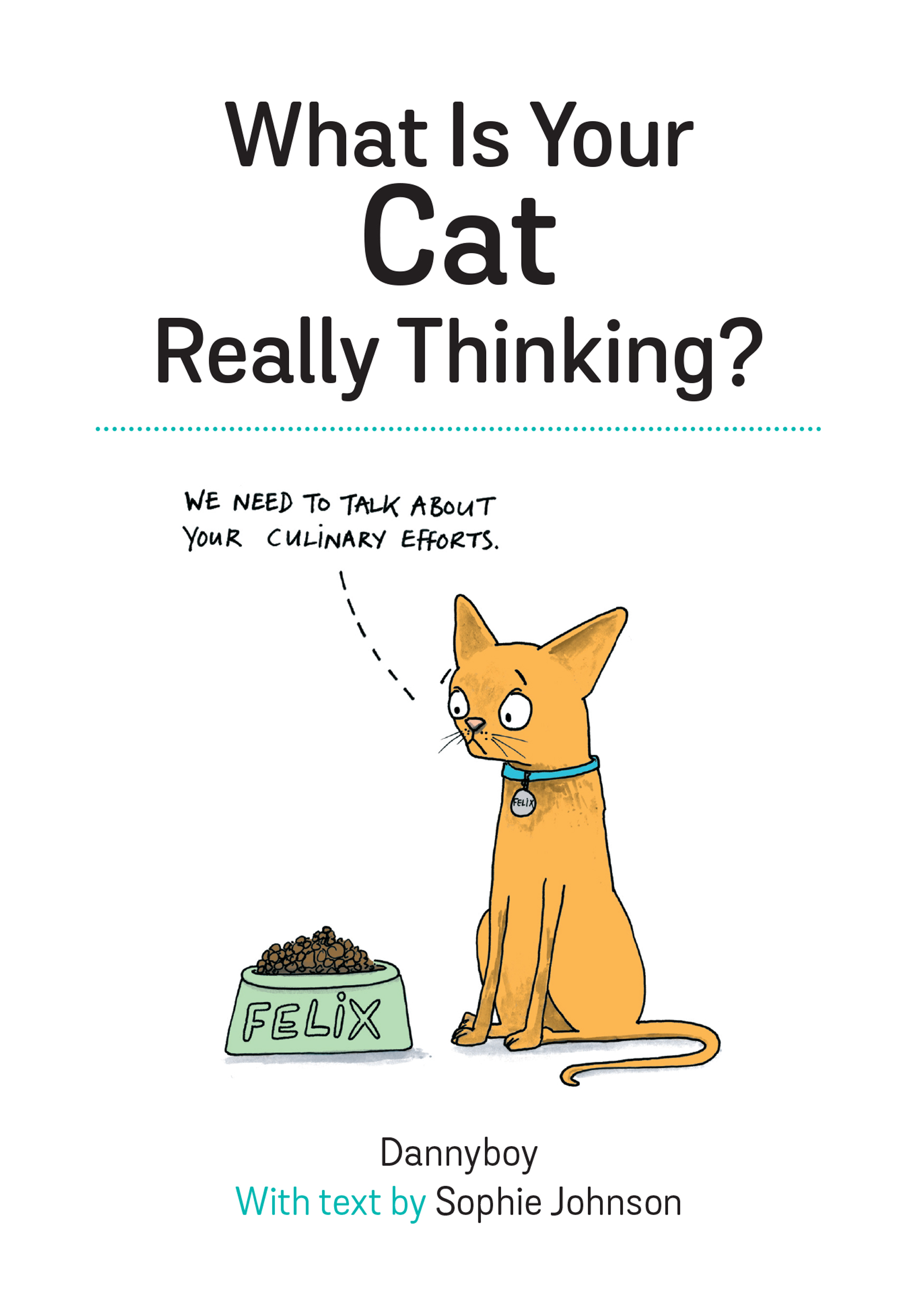 What is your Cat Really Thinking? (published by Summersdale 2017)