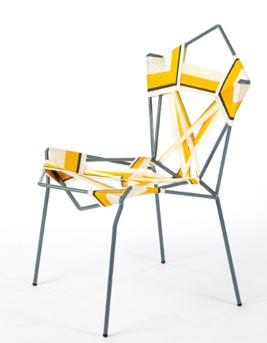 Craft on Design Chair by Rami Tareef
