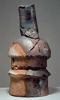 Peter Voulkos. Yakiimo, 1995