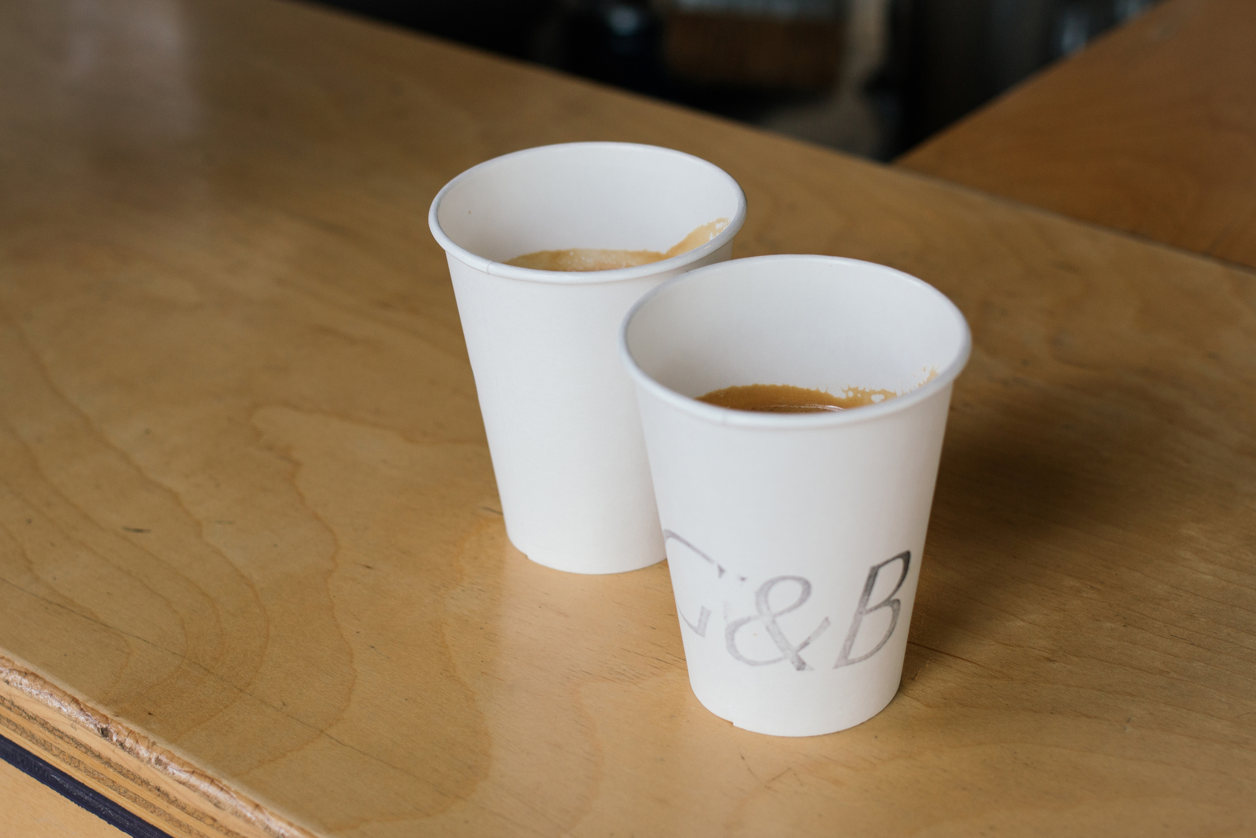 G&B Coffee  at  Grand Central Market