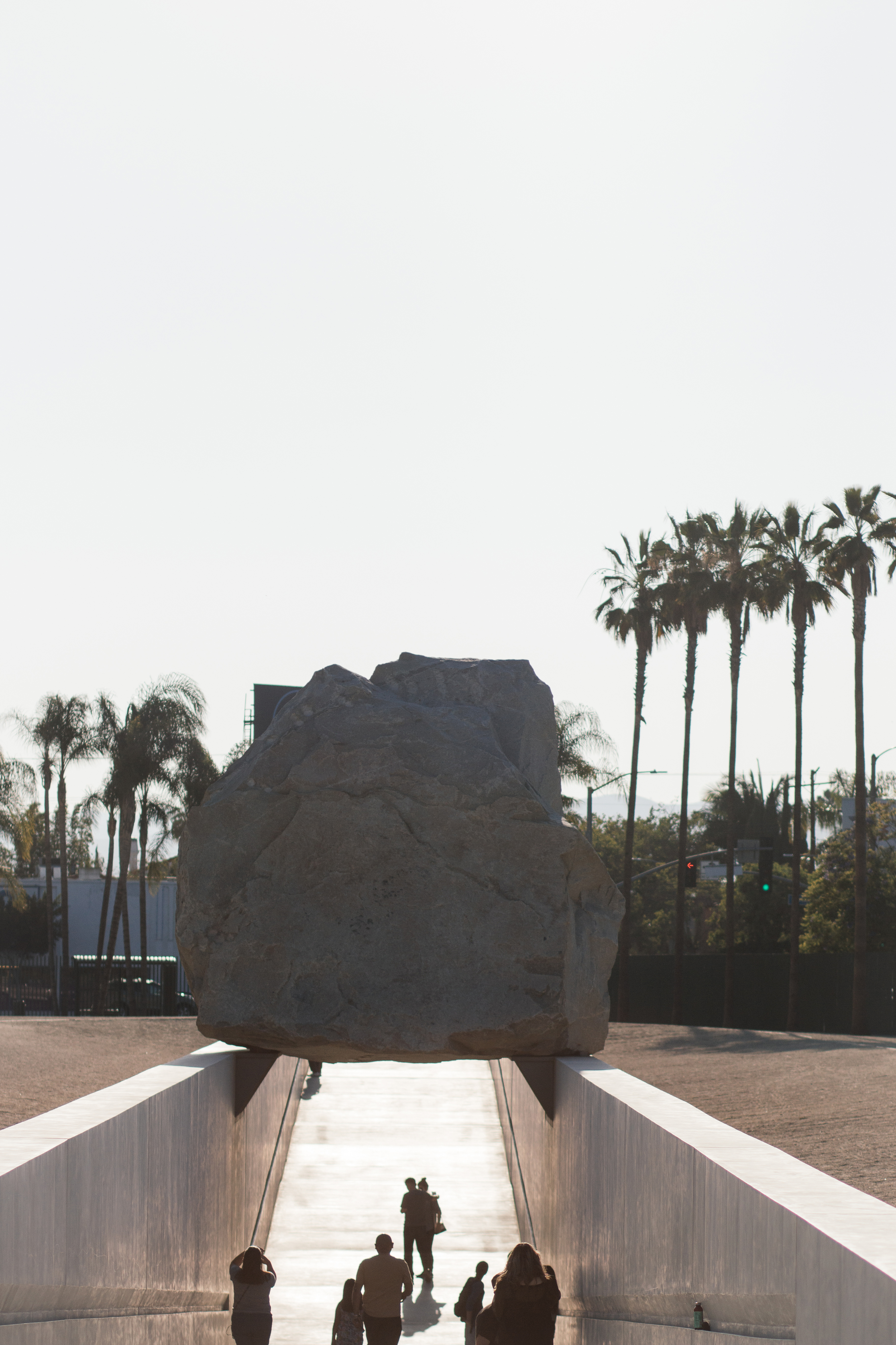 Museum days at  LACMA