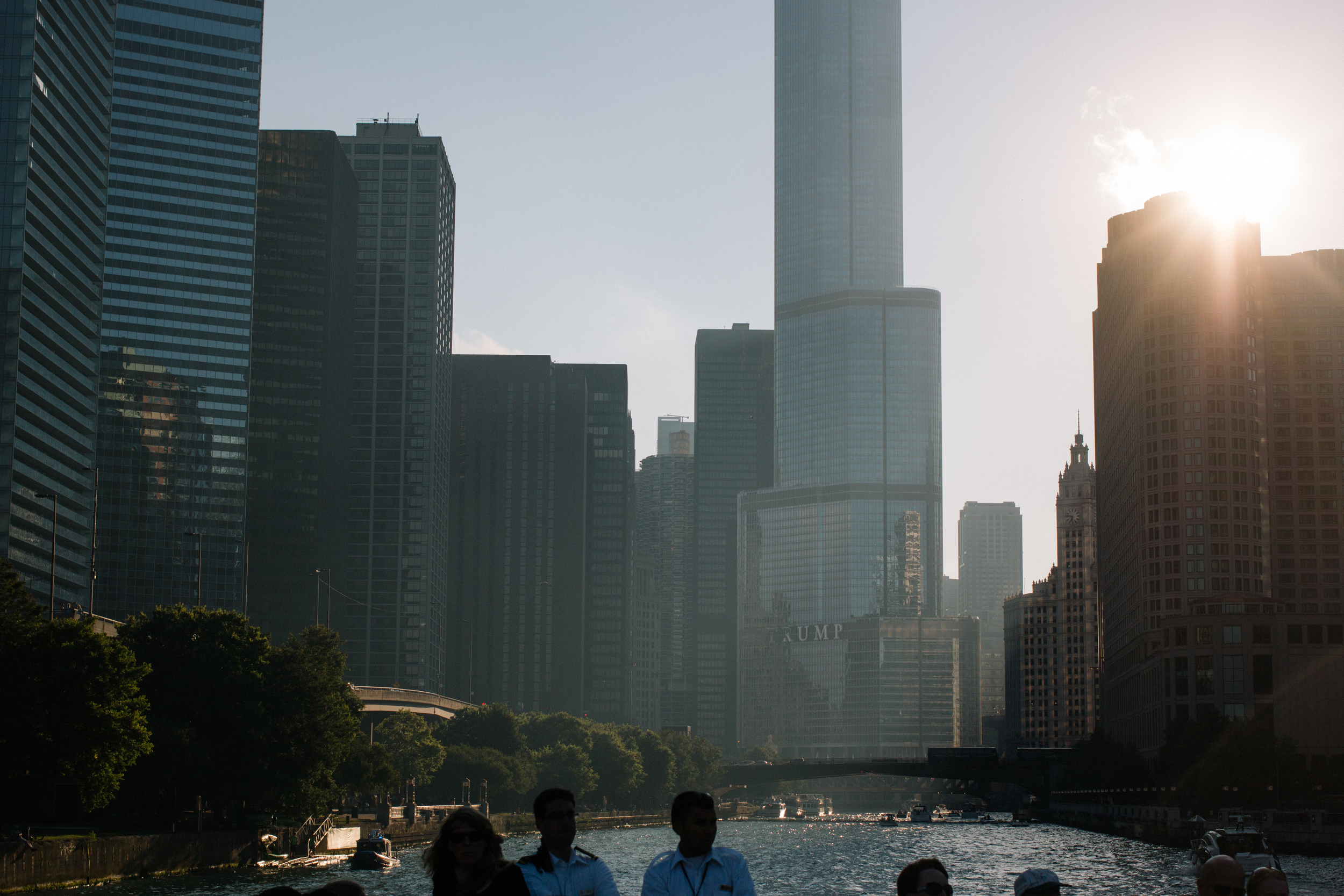 Chicago Architecture Foundation River Cruise  - highly recommended!