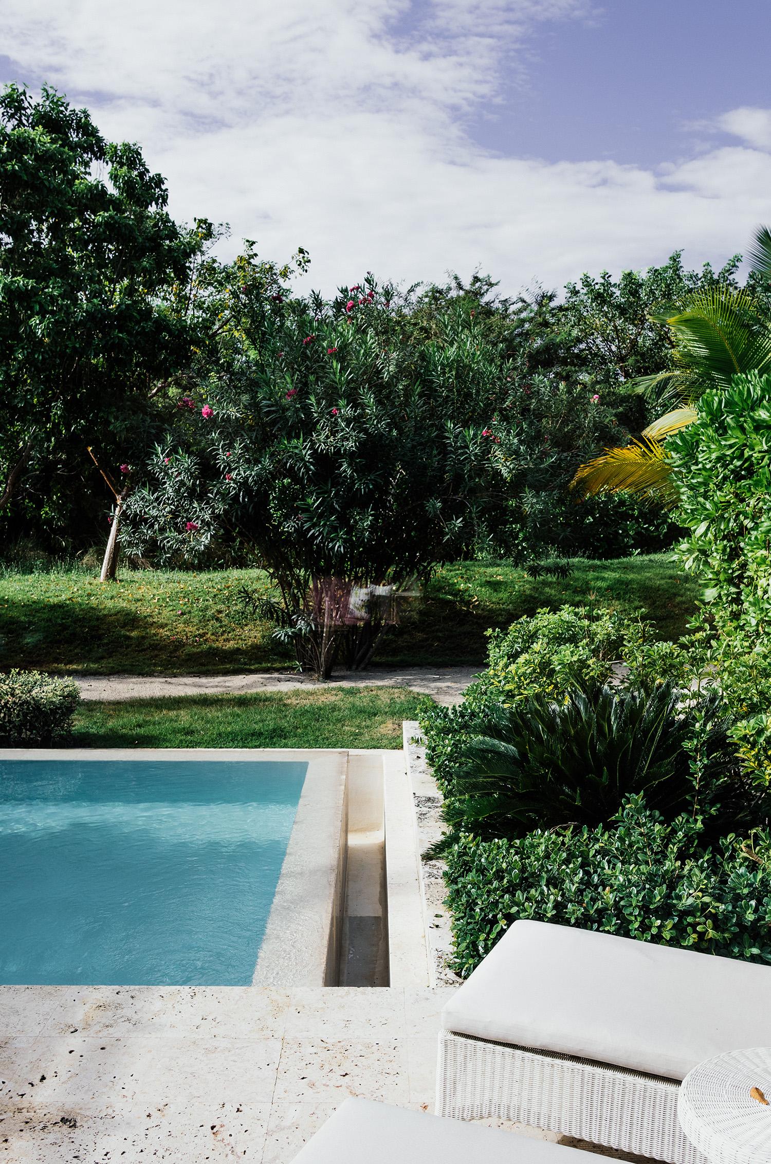 Our Junior Suite w/ private pool
