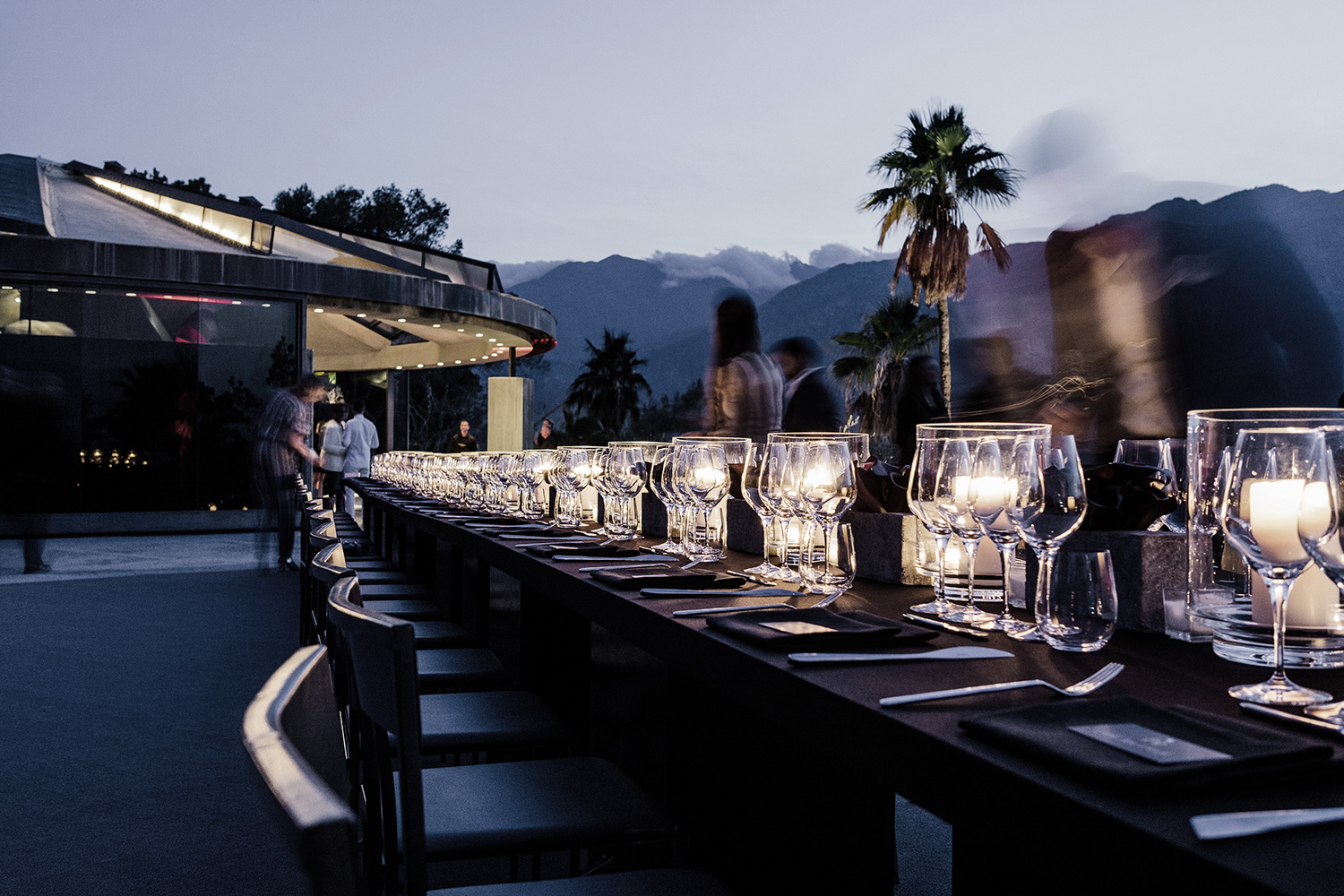 P2 Dinner Experience at  The Elrod House , hosted by Chef de Cave Richard Geoffroy & Chef de Cuisine Pascal Tingaud
