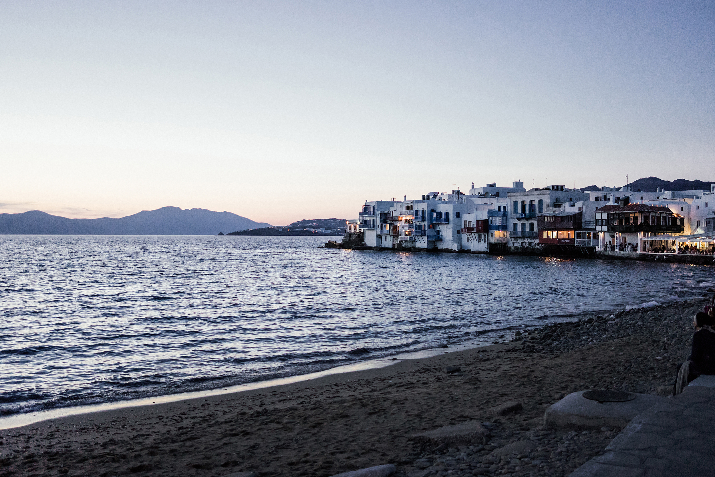 A day well spent in Mykonos Town