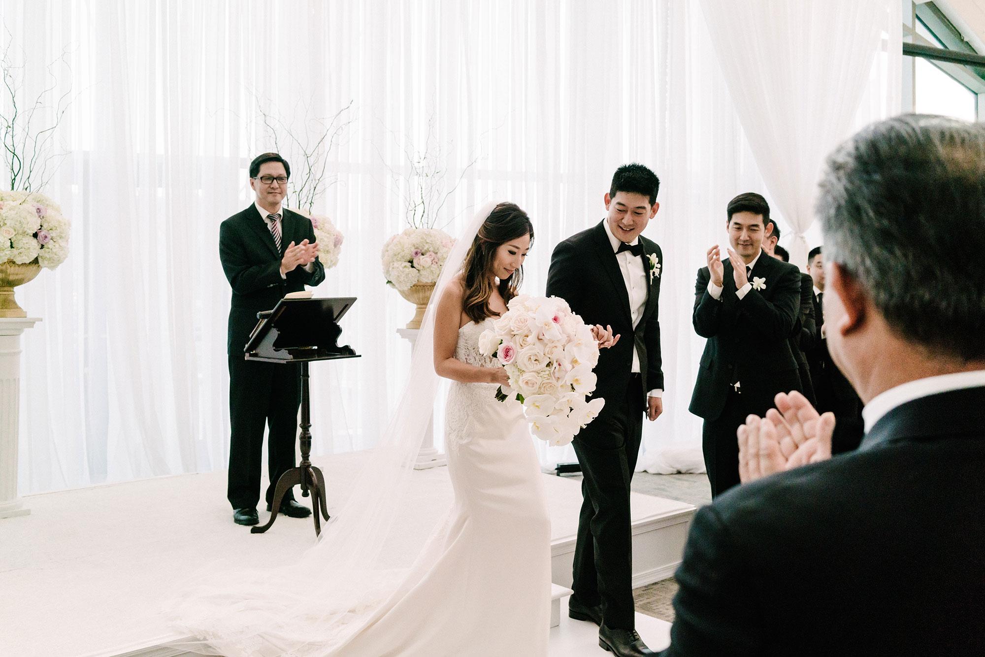 Congratulations to the happy couple, Joyce and Joe <3