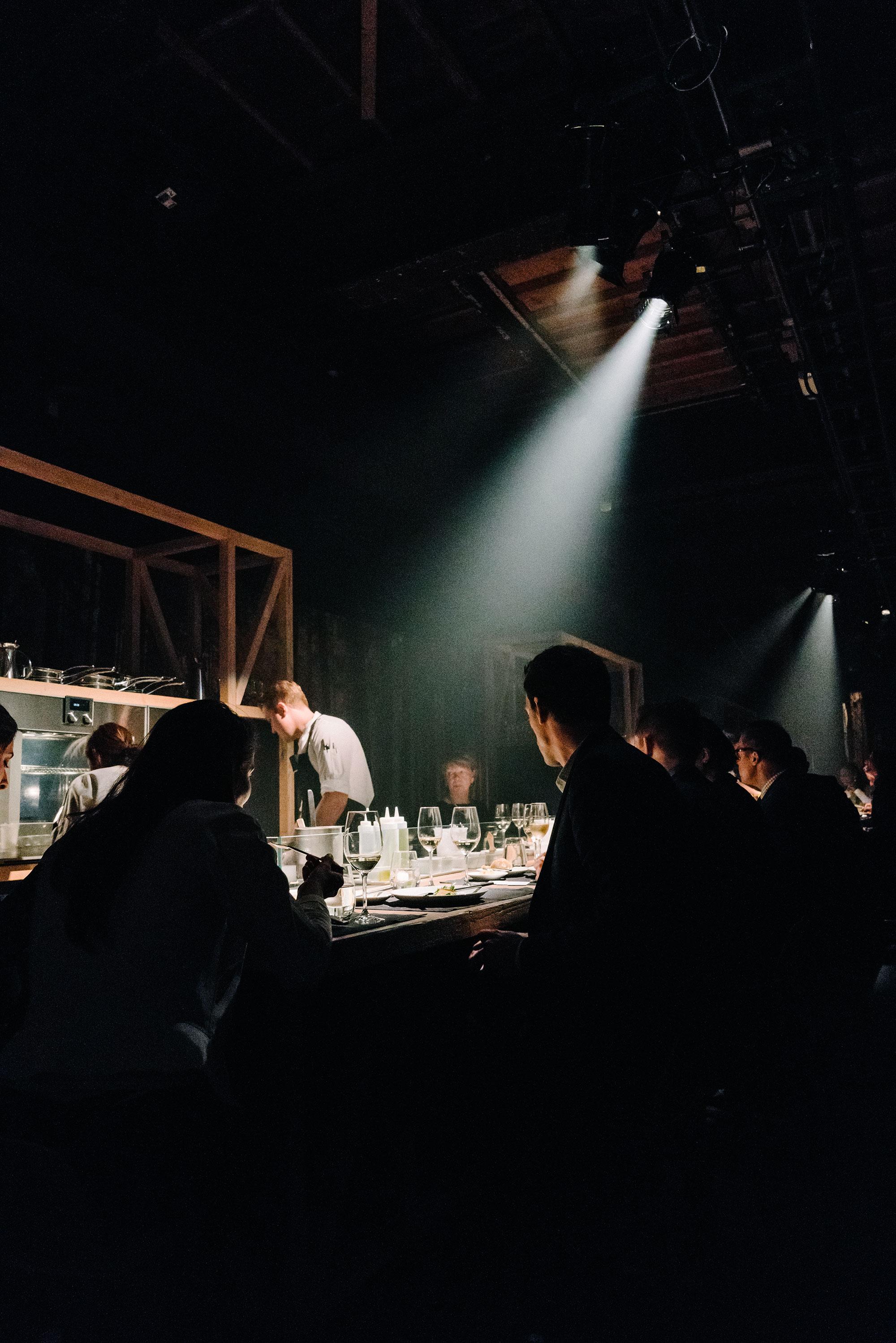 Gaggenau Restaurant 1683 Dinner  w/ Chef Daniel Humm