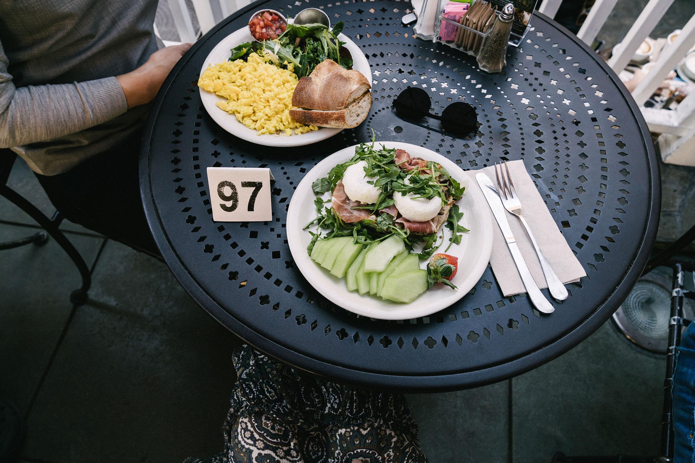 Urth Cafe Beverly Hills