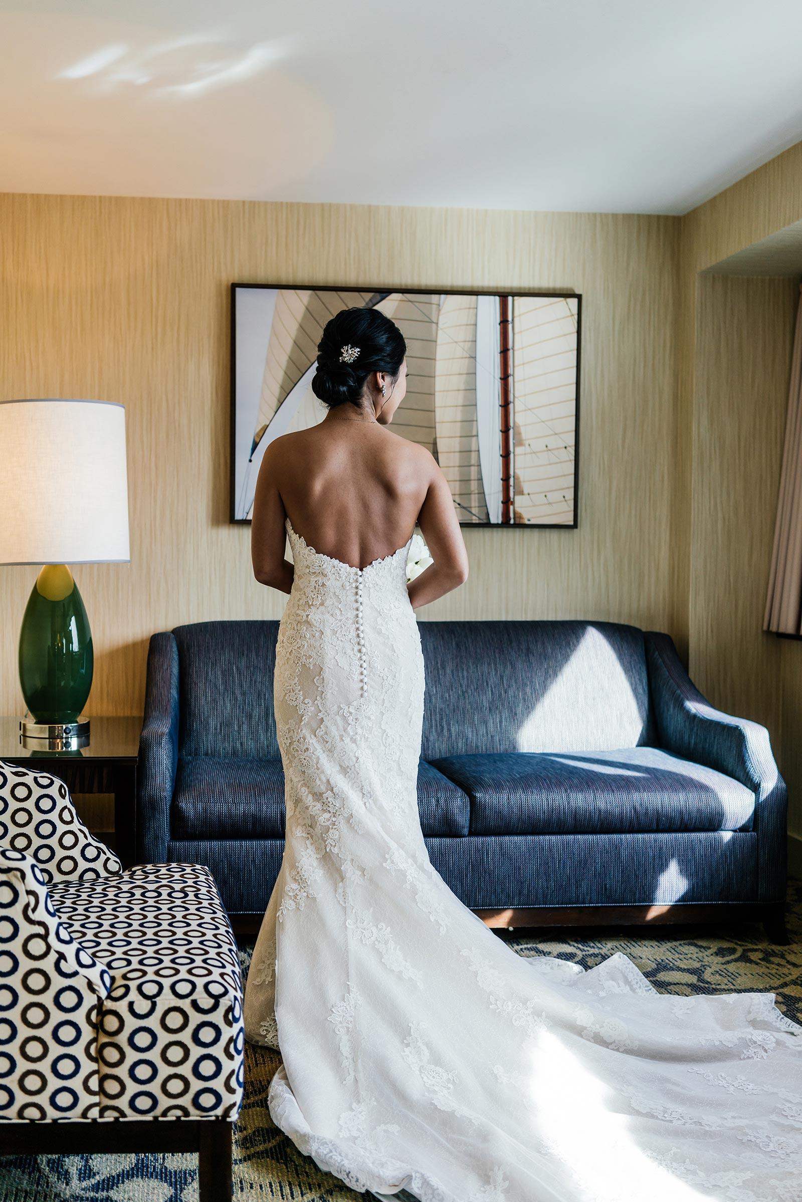 The bride, my beautiful friend  Fran