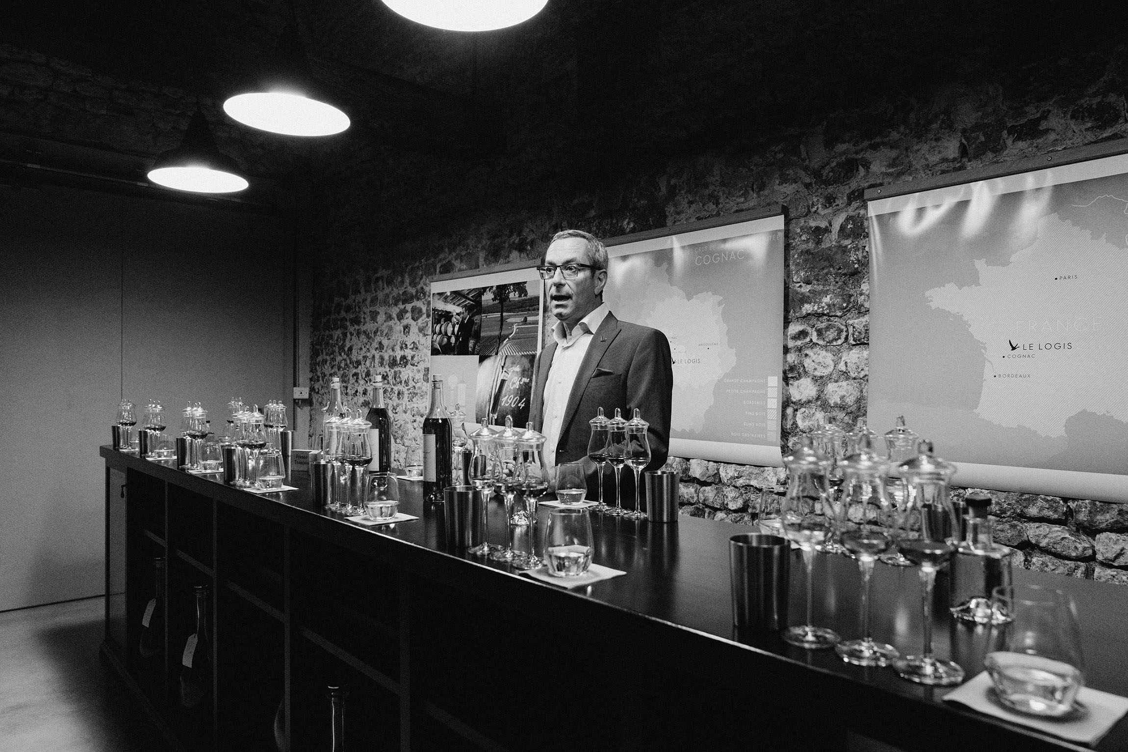 Immersion into the Grey Goose Universe with Cellar Master François Thibault
