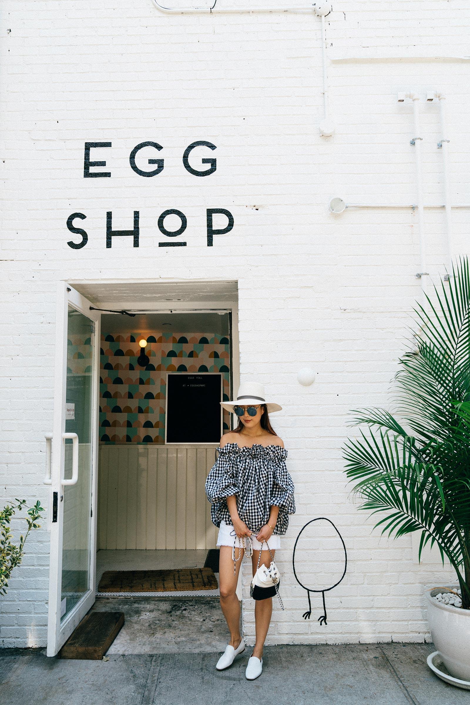 Egg Shop Brooklyn