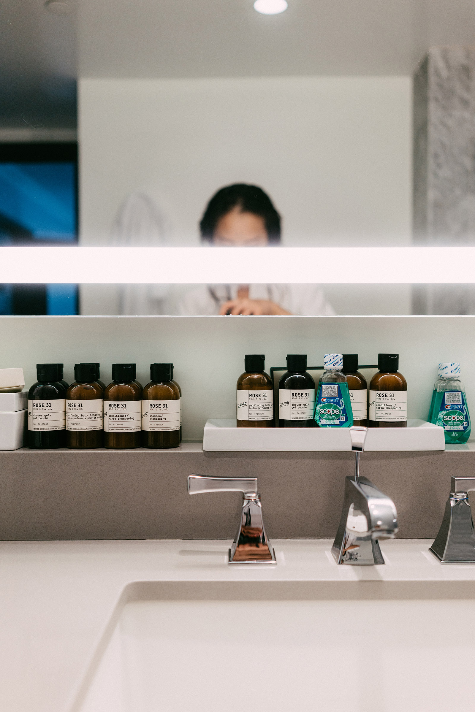 Housekeeping recognized my love for  Le Labo