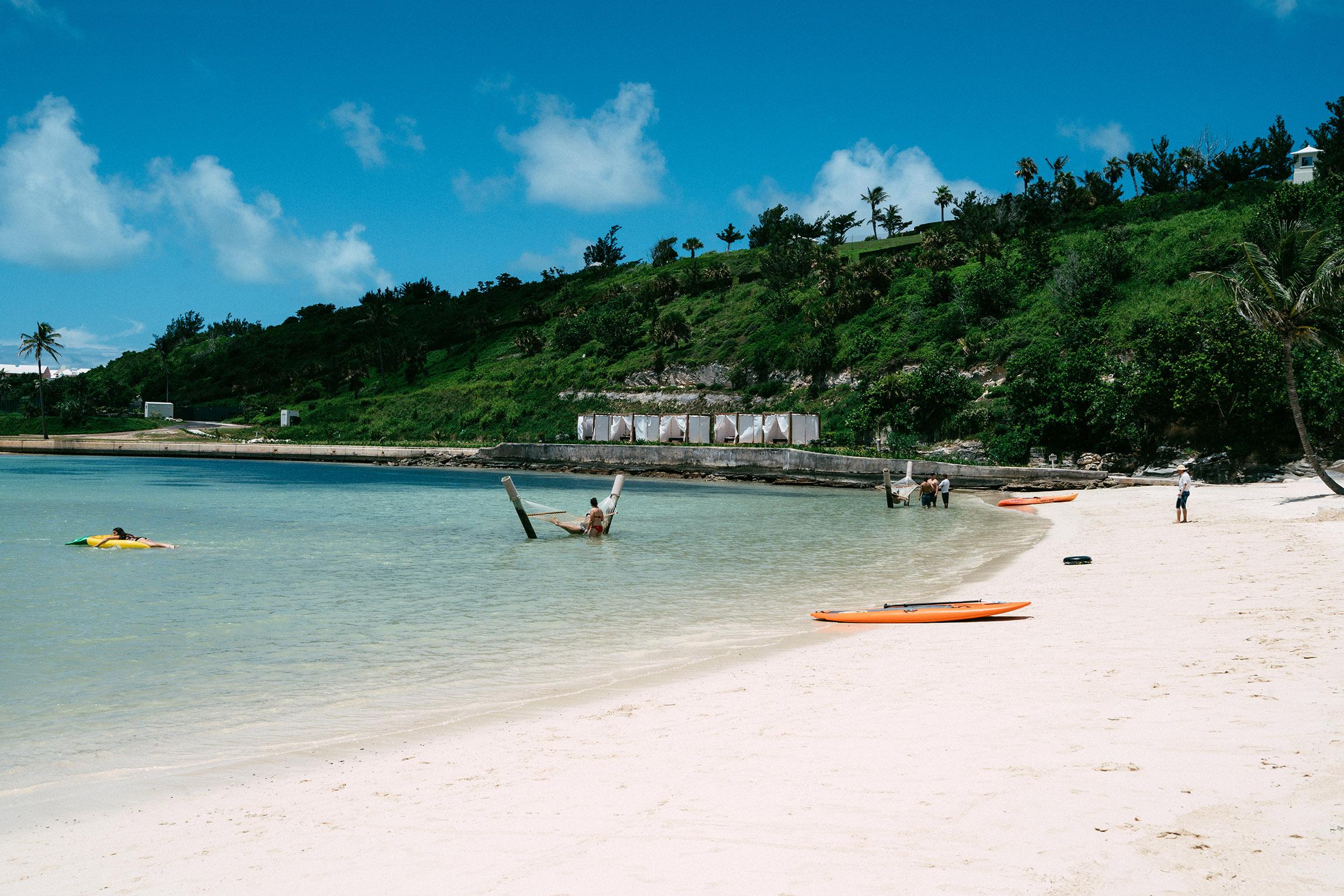 The Hamilton Princess Hotel & Beach Club