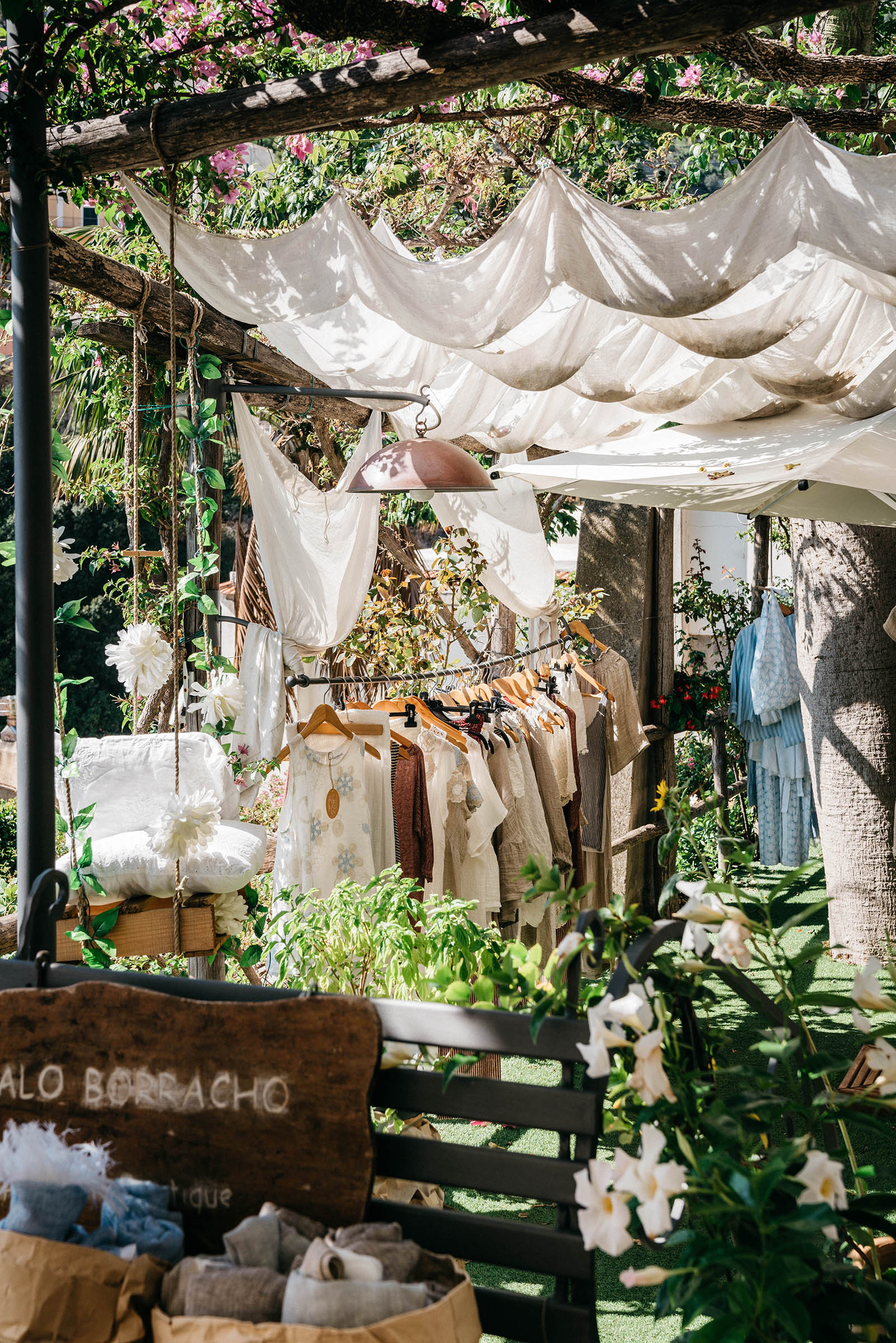 Cutest open air clothing boutique
