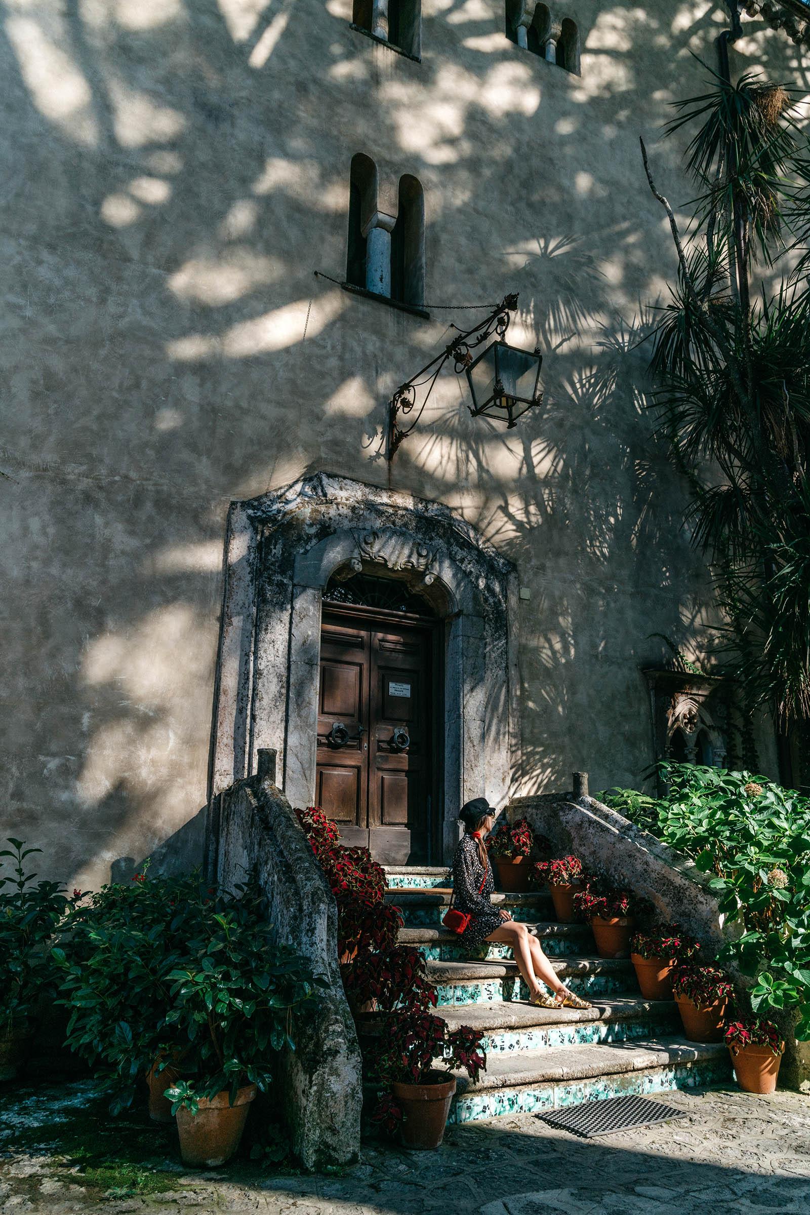 Villa Cimbrone Hotel