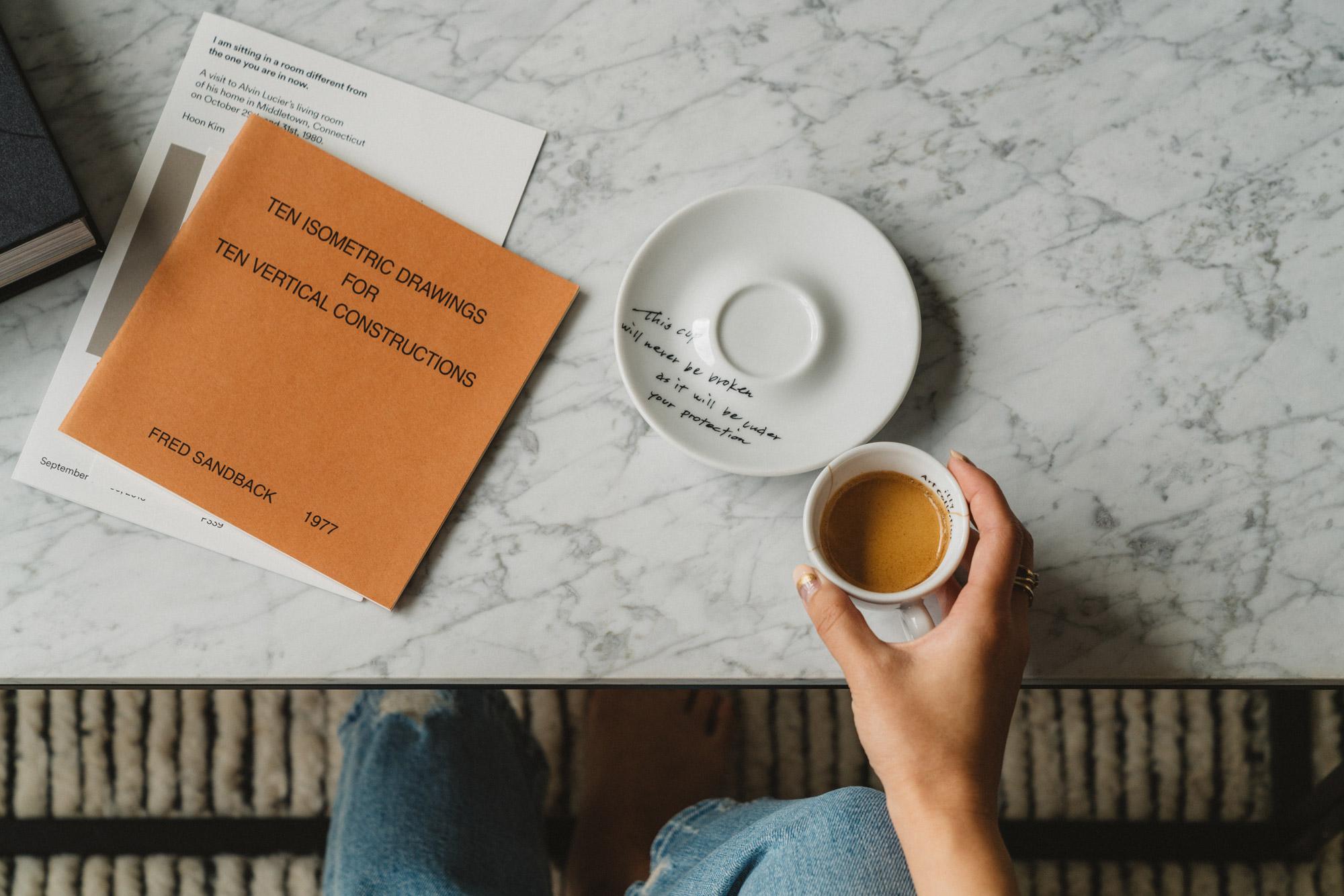 illy x Yoko Ono Espresso Cup