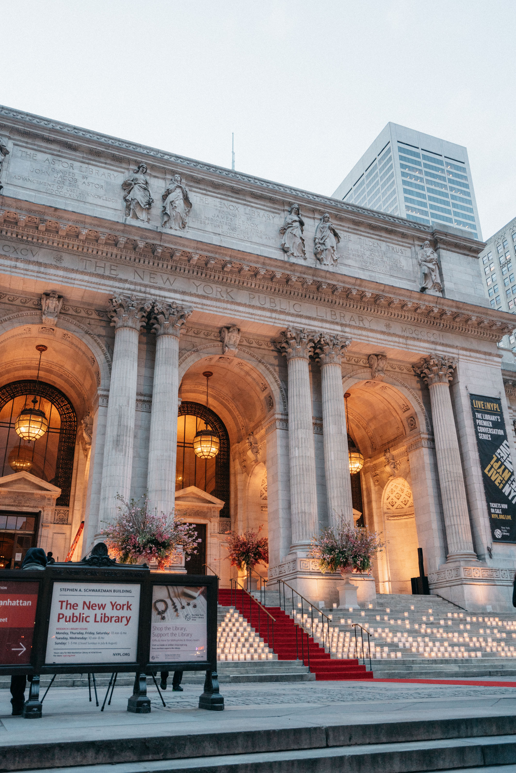 Passing by  The New York Public Library
