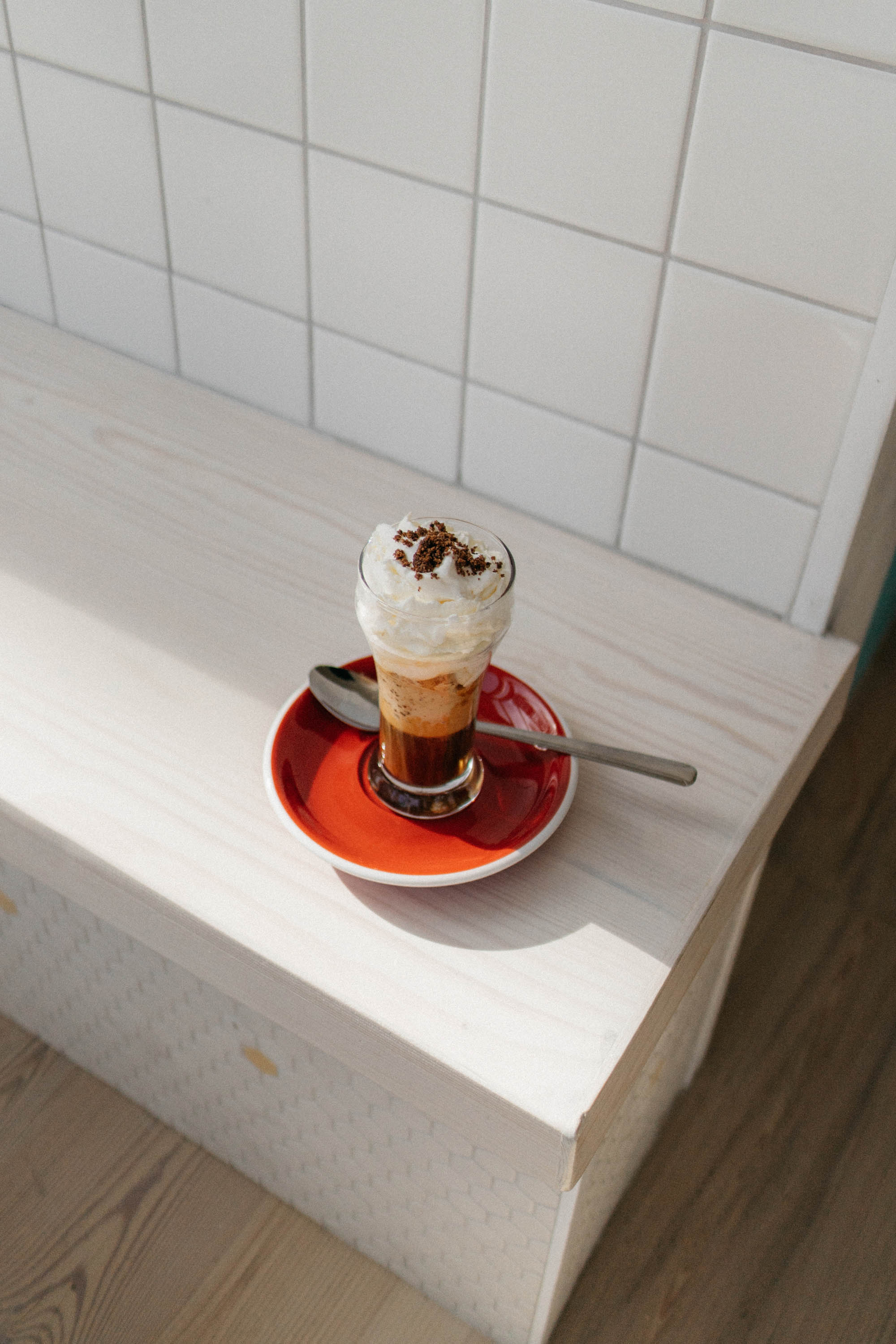 Coffee & Cream by Oddfellows