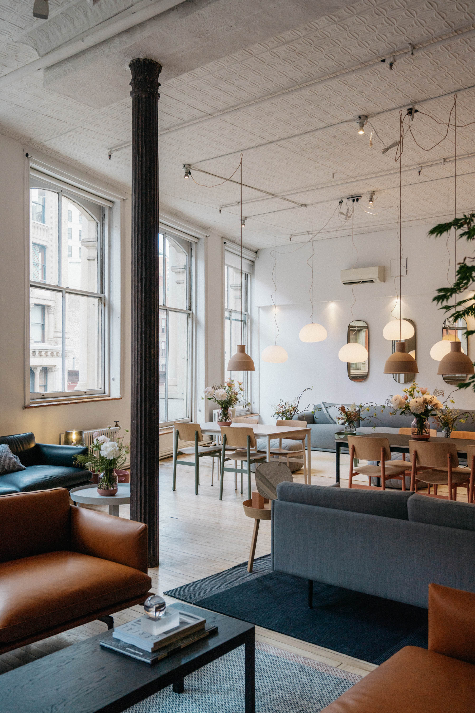 Muuto Space during NYCxDesign