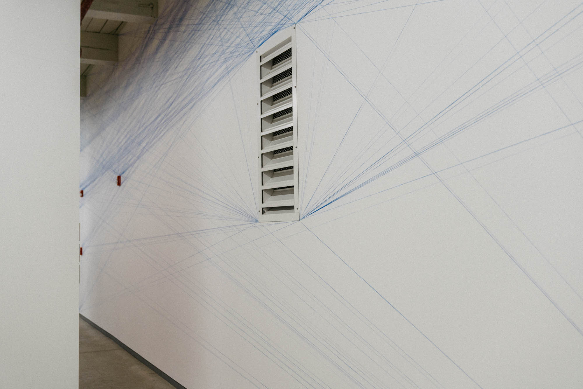Sol Lewitt, A Drawing Retrospective