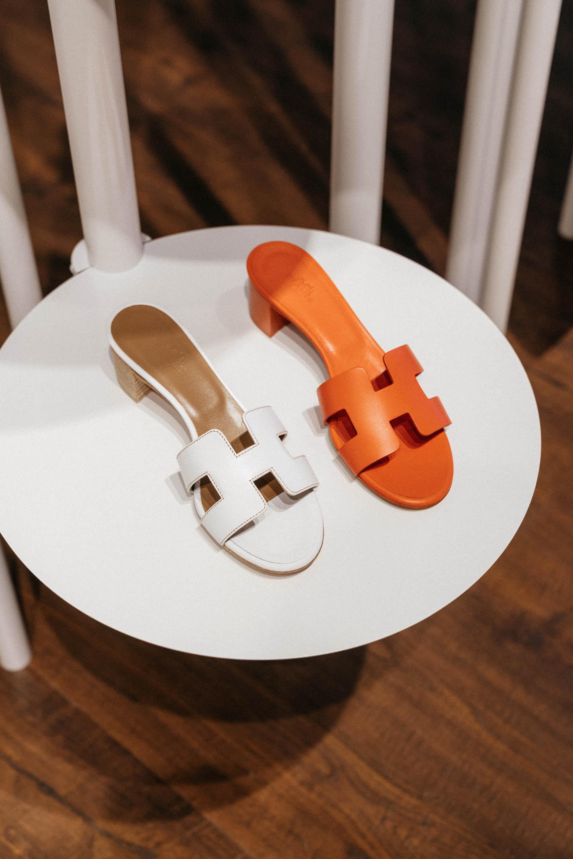 Hermès Shoe Salon SoHo