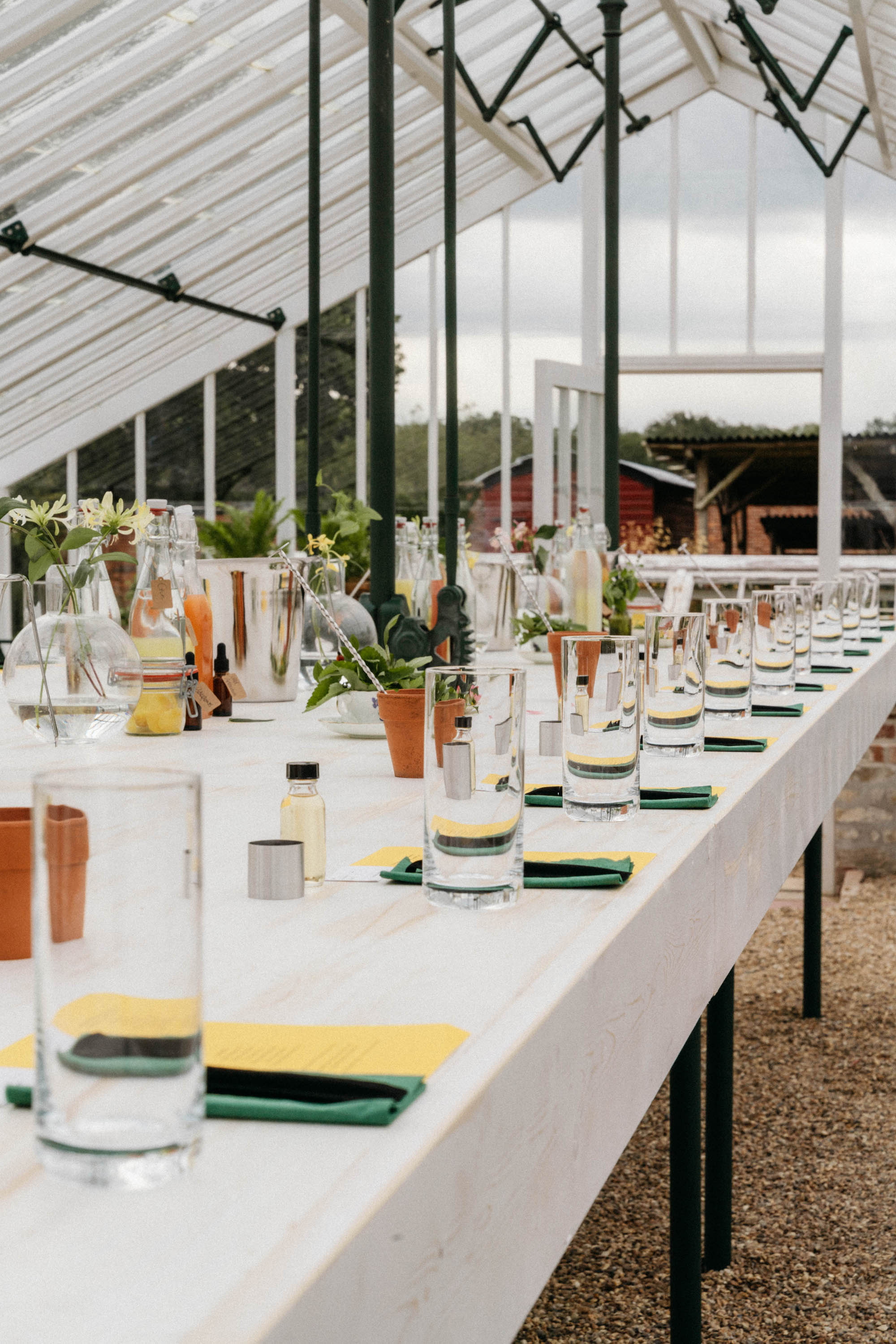 Honey-infused mixology class with  Anya Lily Montague