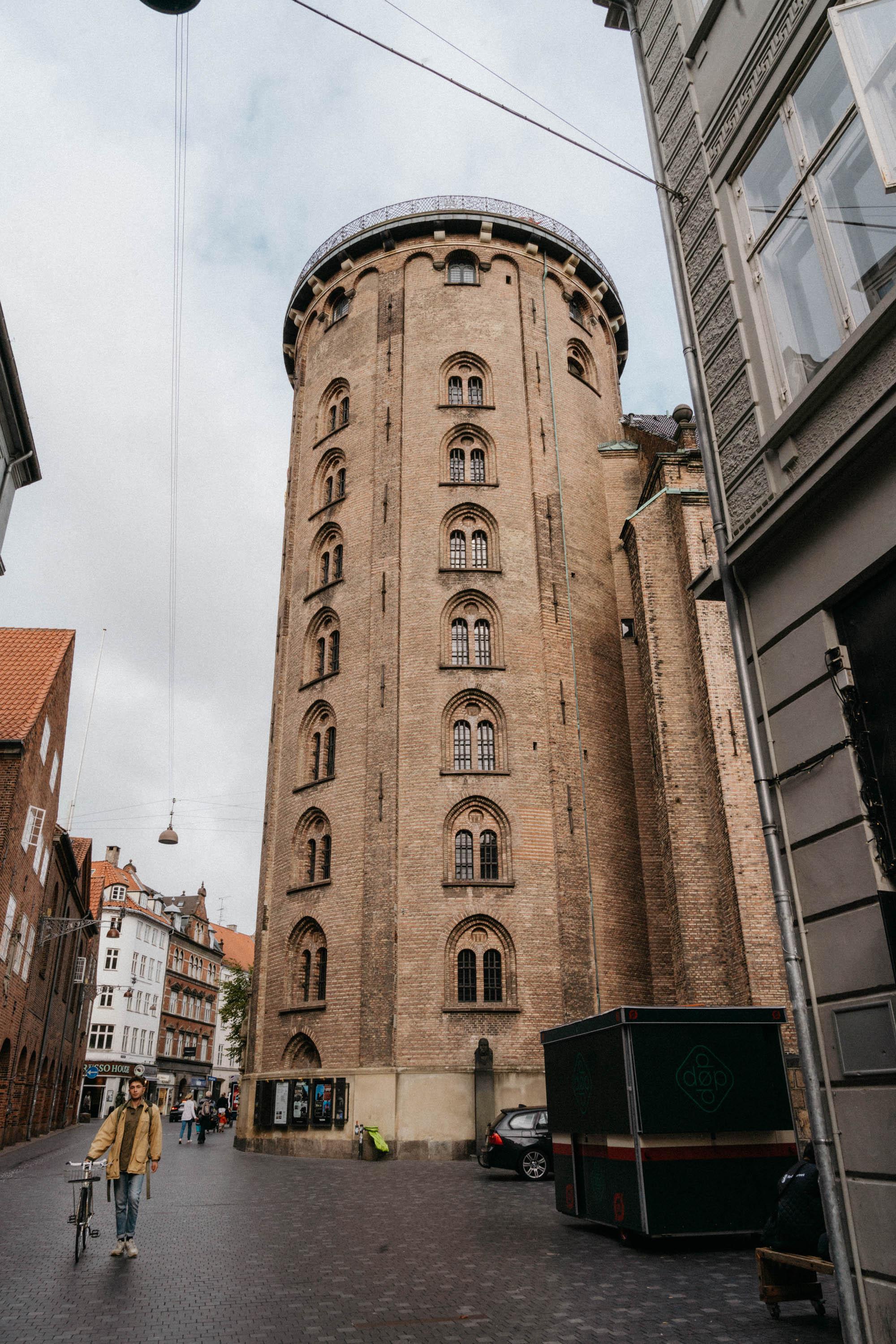 Rundetaarn (17th Century Round Tower)