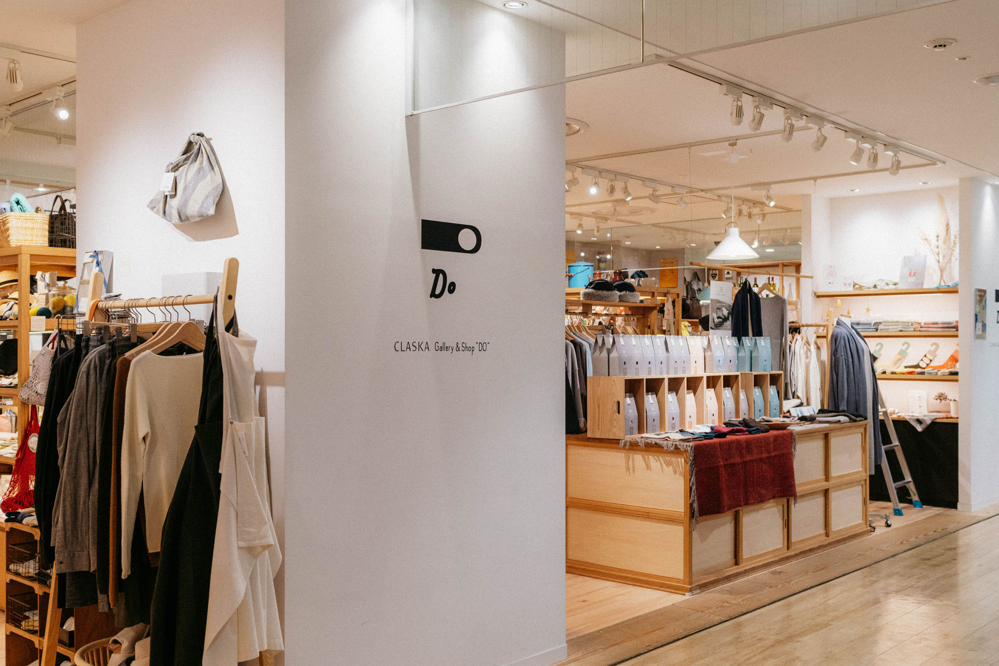 "CLASKA Gallery & Shop ""DO""  – shops by  CLASKA Hotel , there's a few of these stores in Tokyo and has such a nice assortment of products"