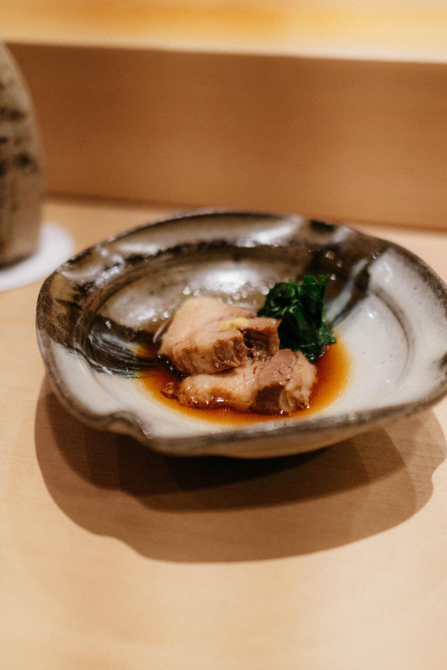 Amazing omakase dinner at  Sushi Harumi  (we booked through  Pocket Concierge !)