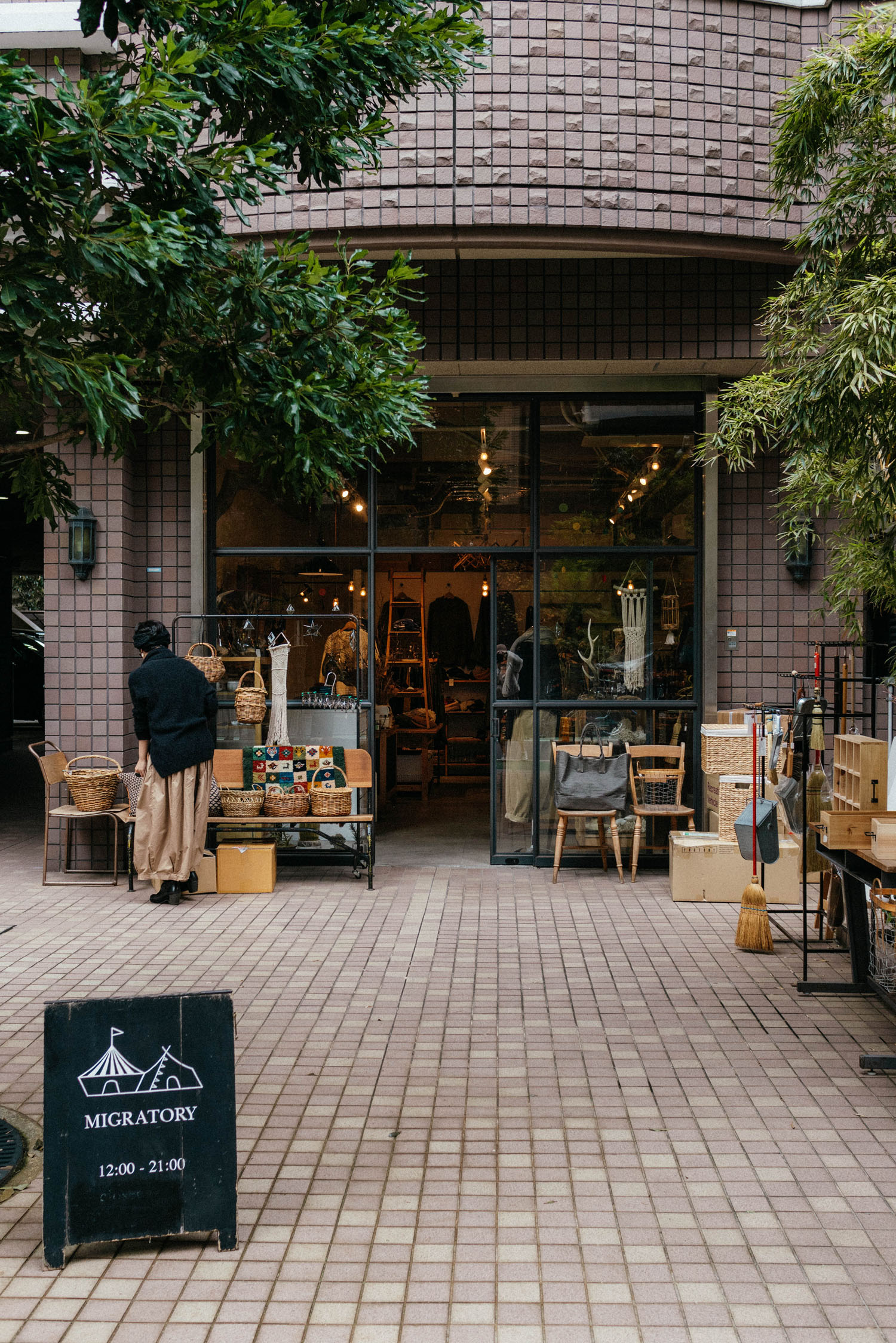 MIGRATORY  – well curated local shop