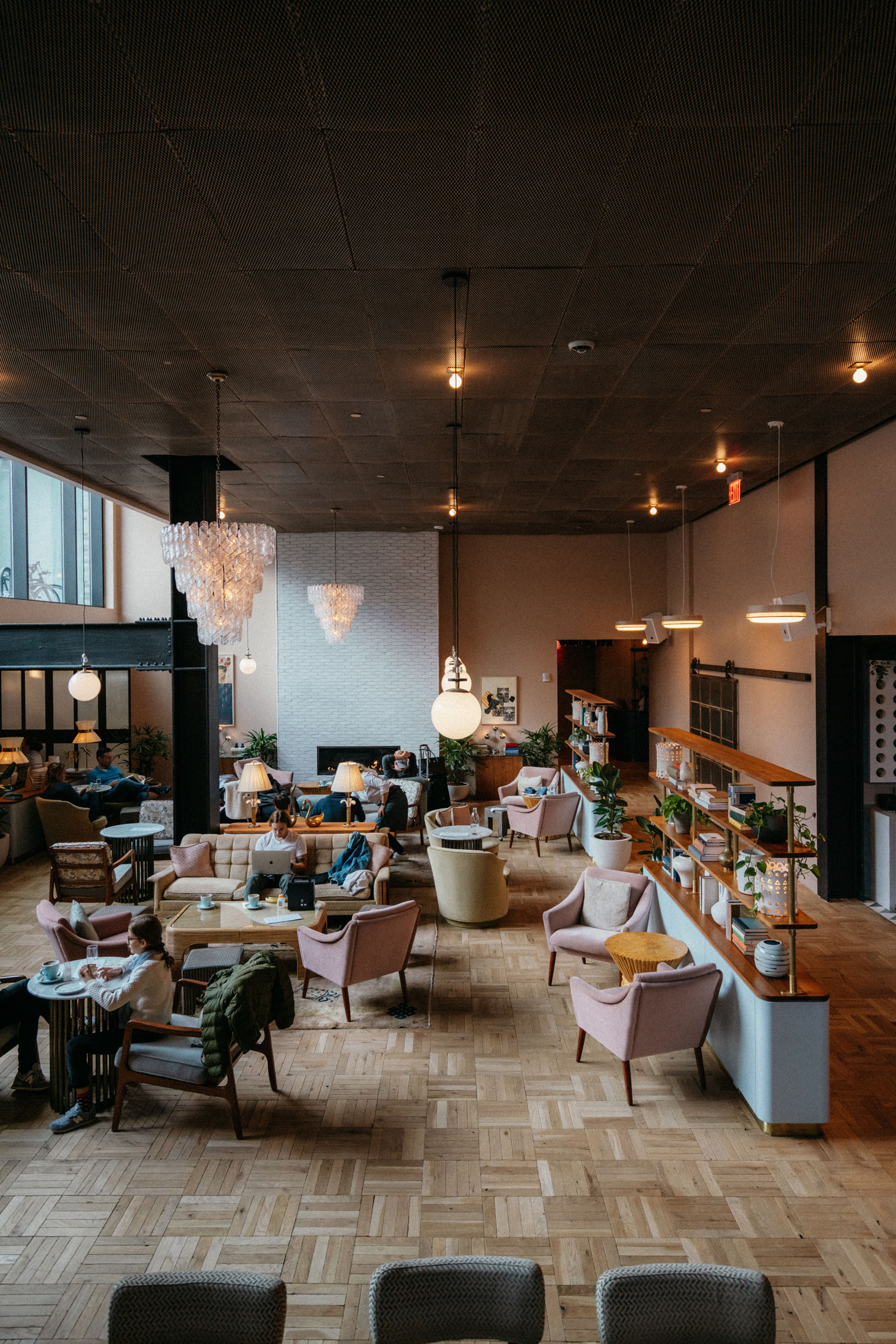 Staycation at  The Hoxton, Williamsburg
