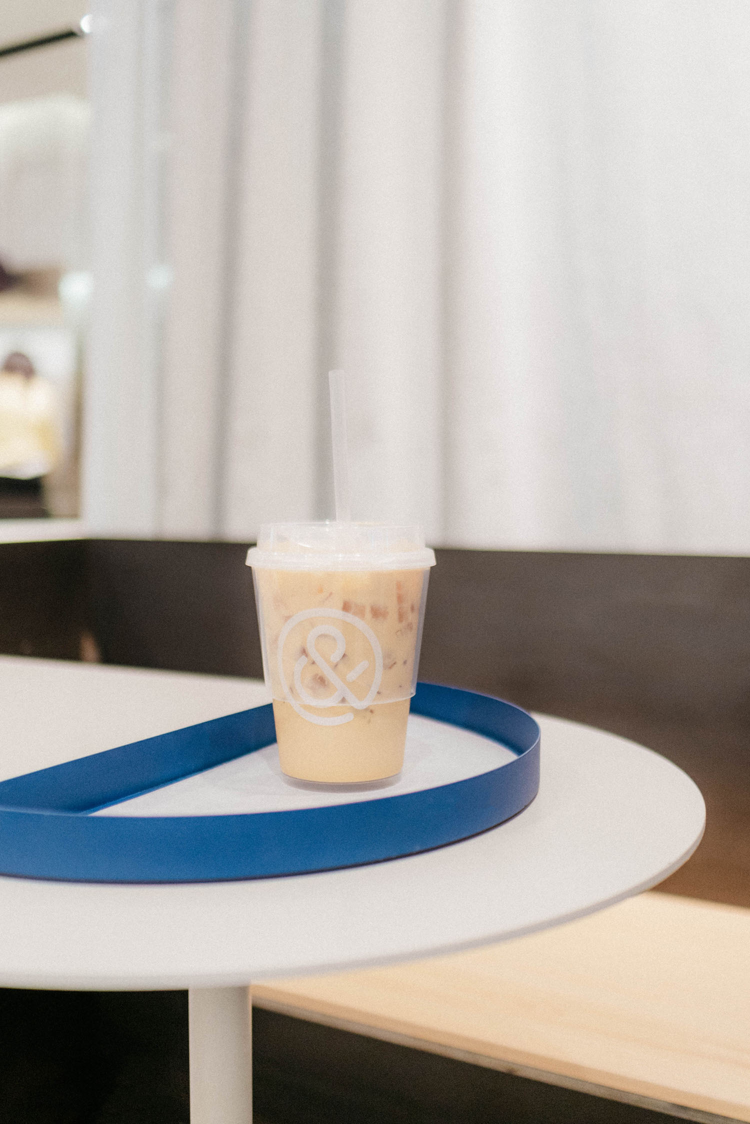 AND COFFEE LAB  (inside Hyundai Mall)