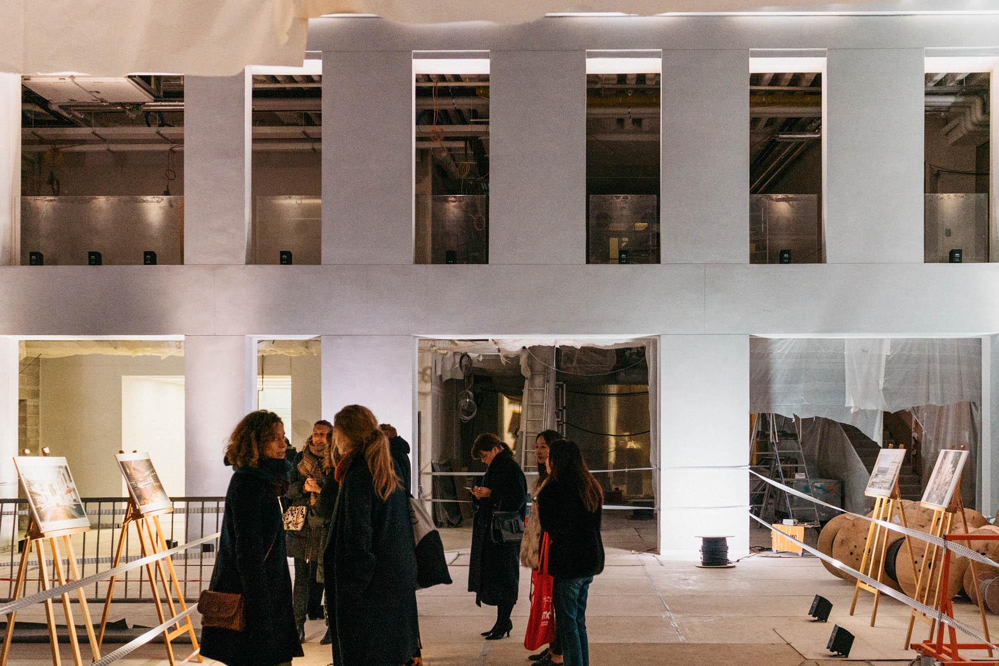 A sneak peek at the new  Eataly Paris Marais