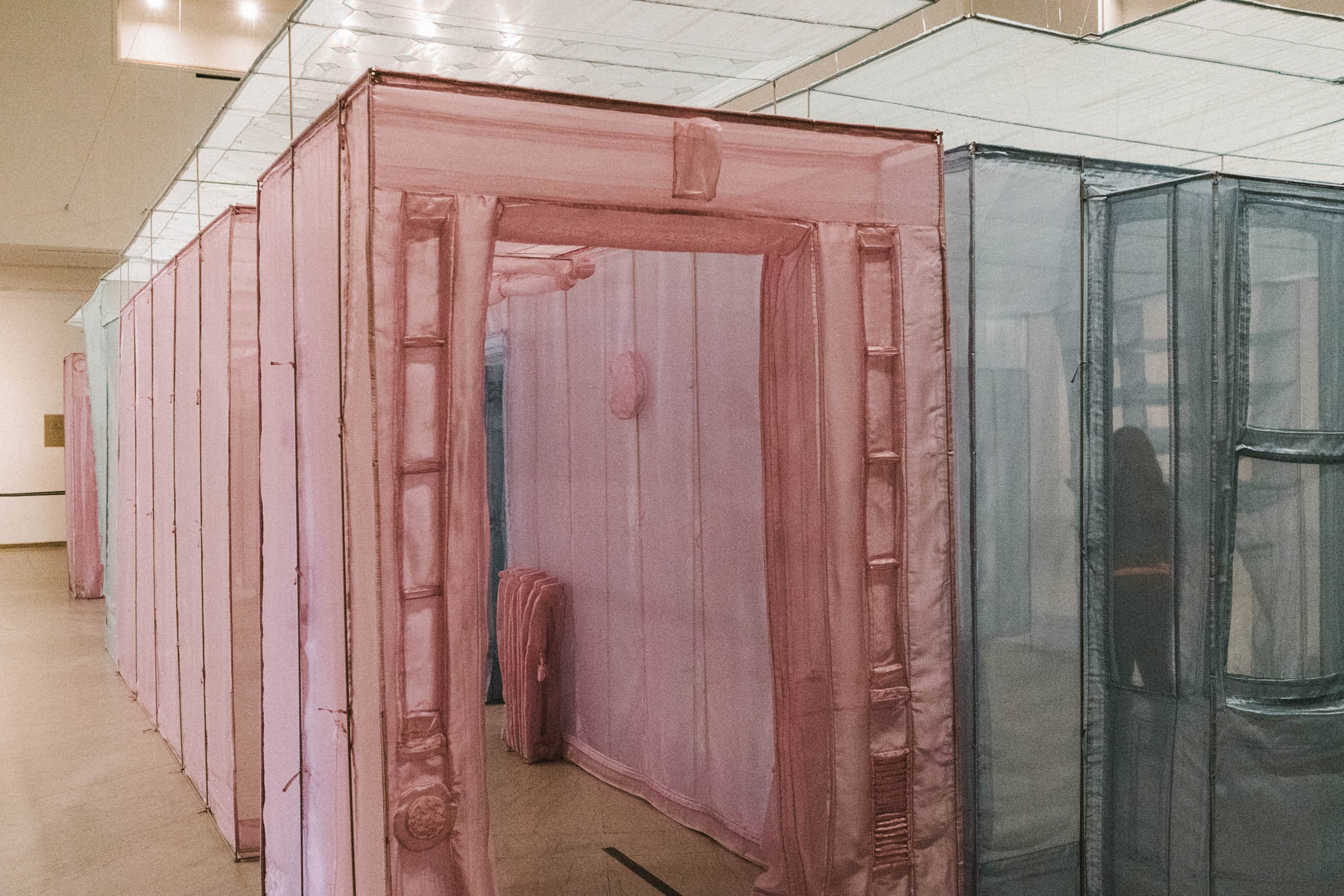 One: Do Ho Suh at Brooklyn Museum