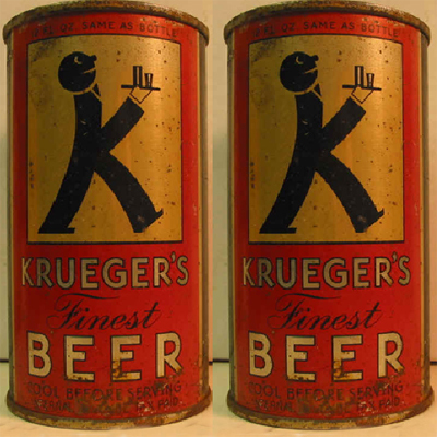 The first canned beer in America has it's debut in the Richmond market. It was a hit!