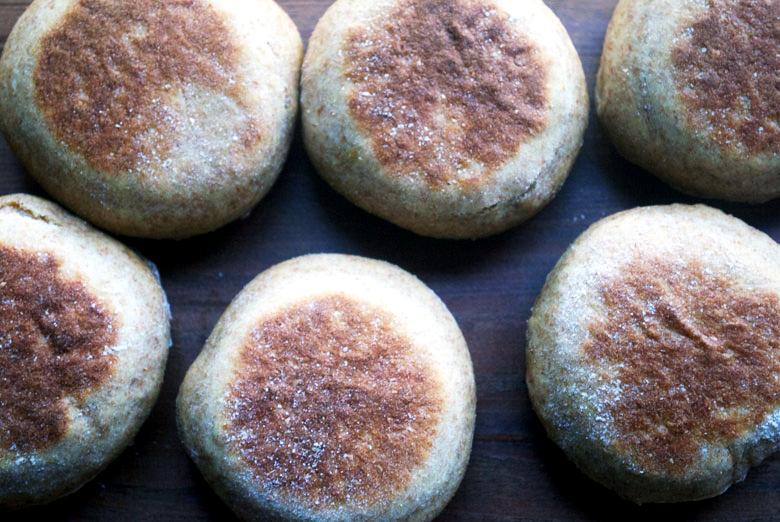 whole-wheat-english-muffin