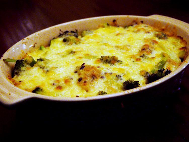 broccoli-wild-rice-casserole
