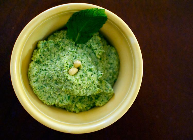 broccoli-mint-pesto
