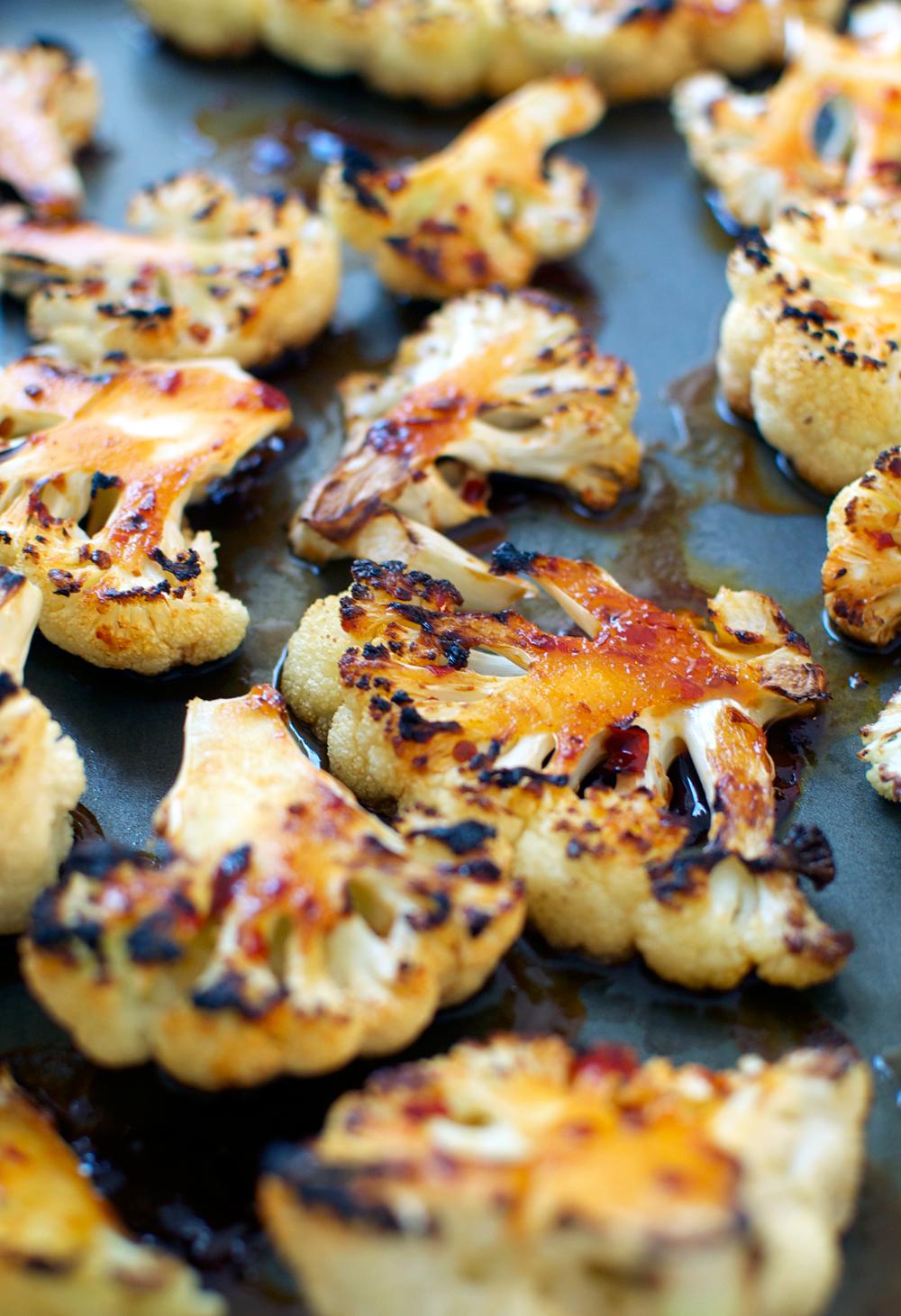 sweet-potato-puree-chili-glazed-cauliflower