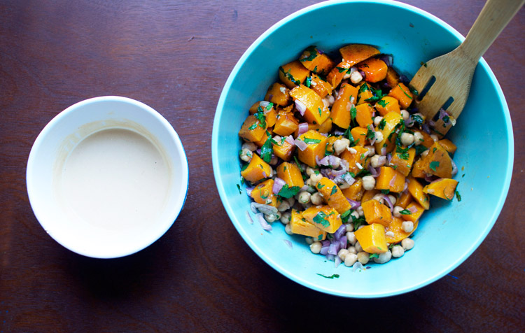 http://www.double-thyme.com/blog/2014/11/11/bibb-salad-with-pears-and-dijon-yogurt-dressing