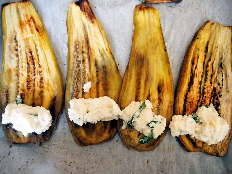 eggplant-involtini