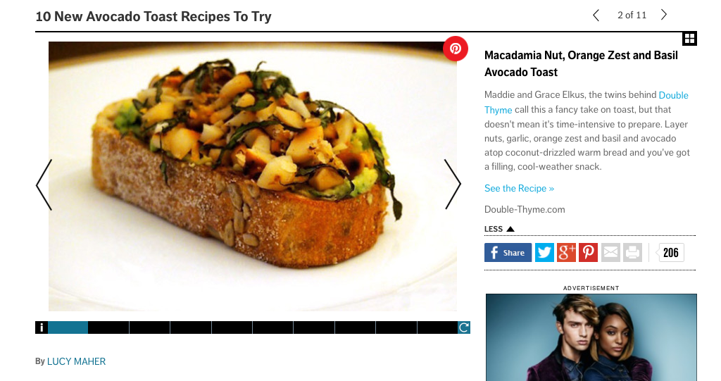 http://www.self.com/body/recipes/2014/11/avocado-toast-recipes-slideshow/