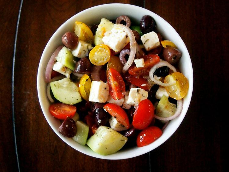 rainbow-greek-salad