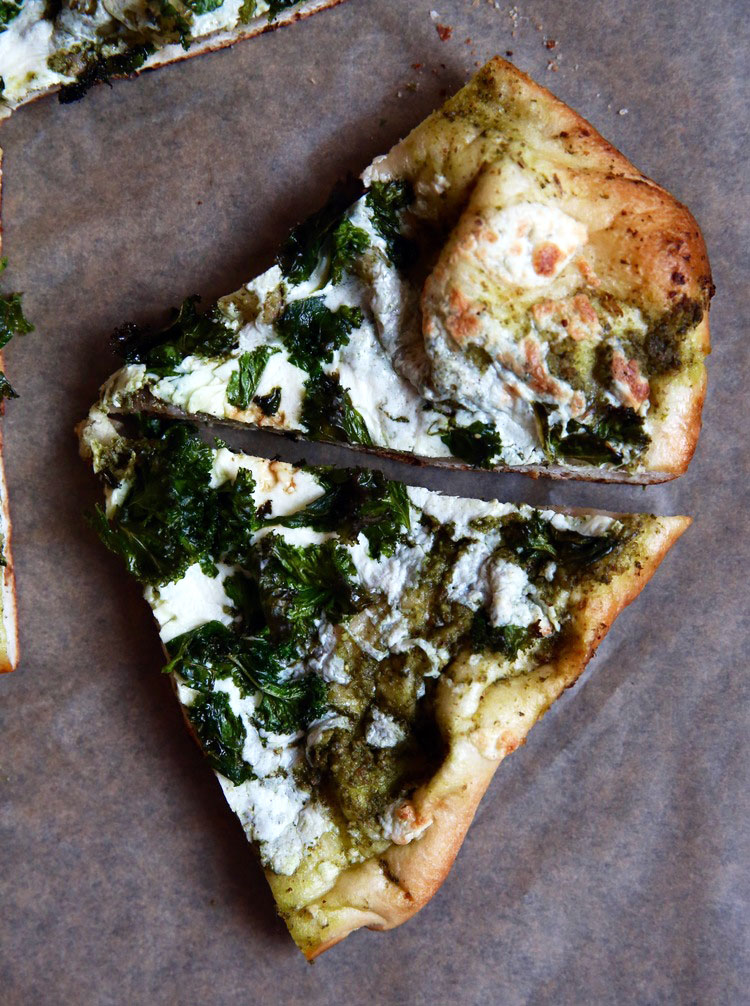kale-pesto-pizza
