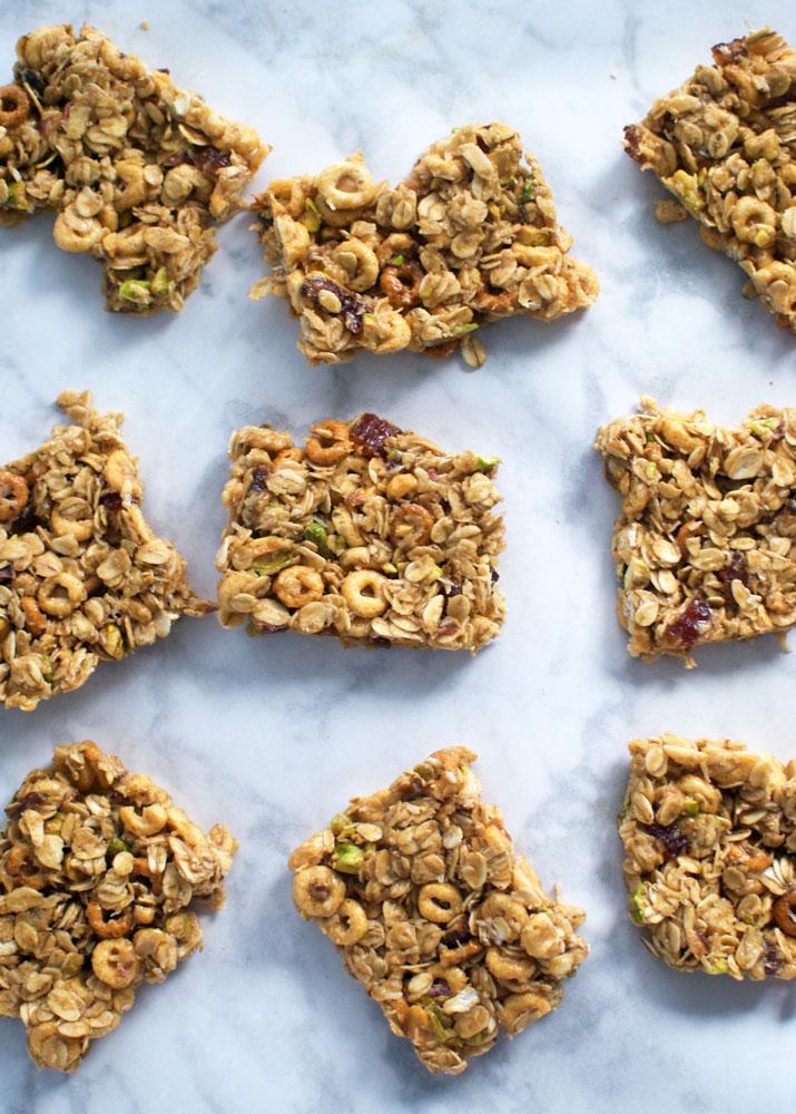 no-bake-granola-bars
